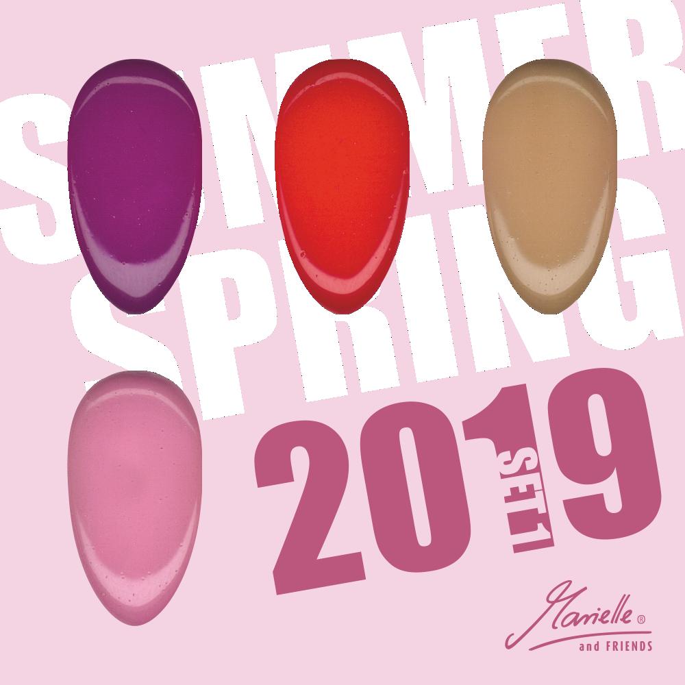 Farbgele Spring/ Summer 2019
